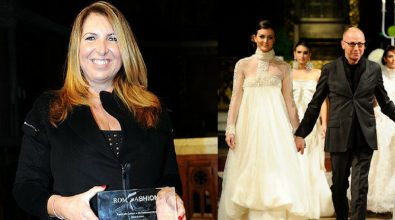 Premio alla Carriera Roma Fashion White 2011