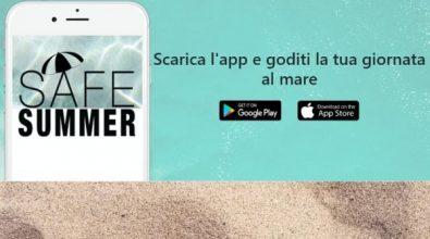 Lancio della App Safe Summer
