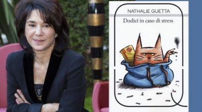 Lancio del libro Dodici in caso di stress di Nathalie Guetta